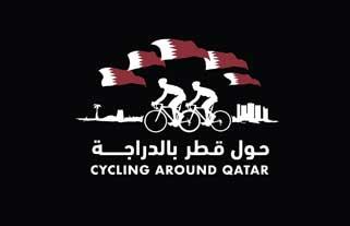 cyclingaroundqatar logo