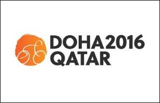 Doha 2016 logo
