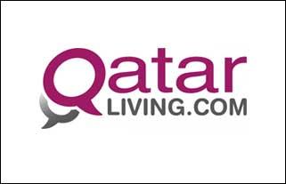 Qatar living logo