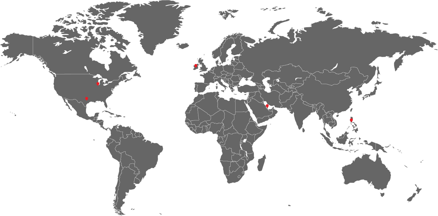 Silverfox Map